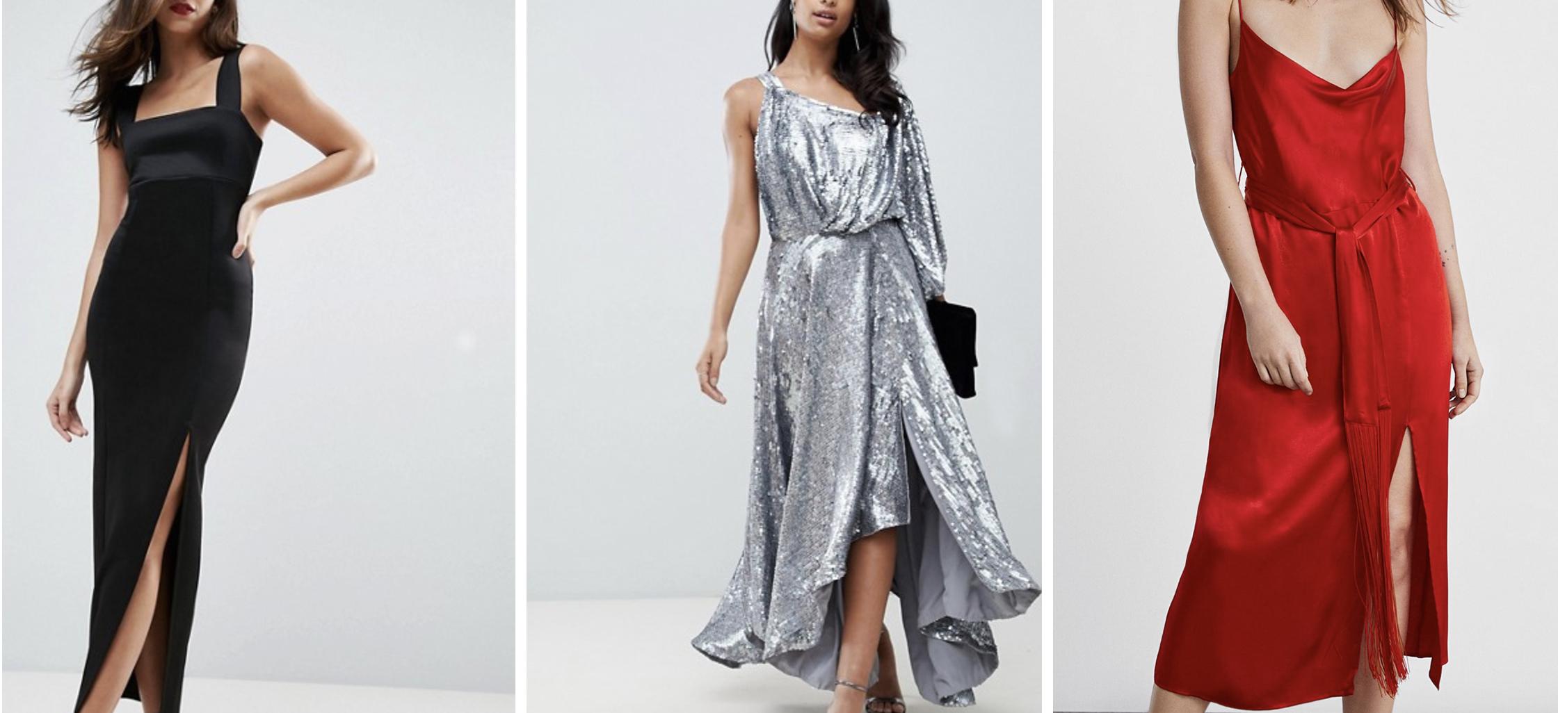 """235d58121f41 Ett tips är att satsa på en klänning med tunna axelband – de kan göra  vilken """"vanlig"""" klänning som helst festlig!"""