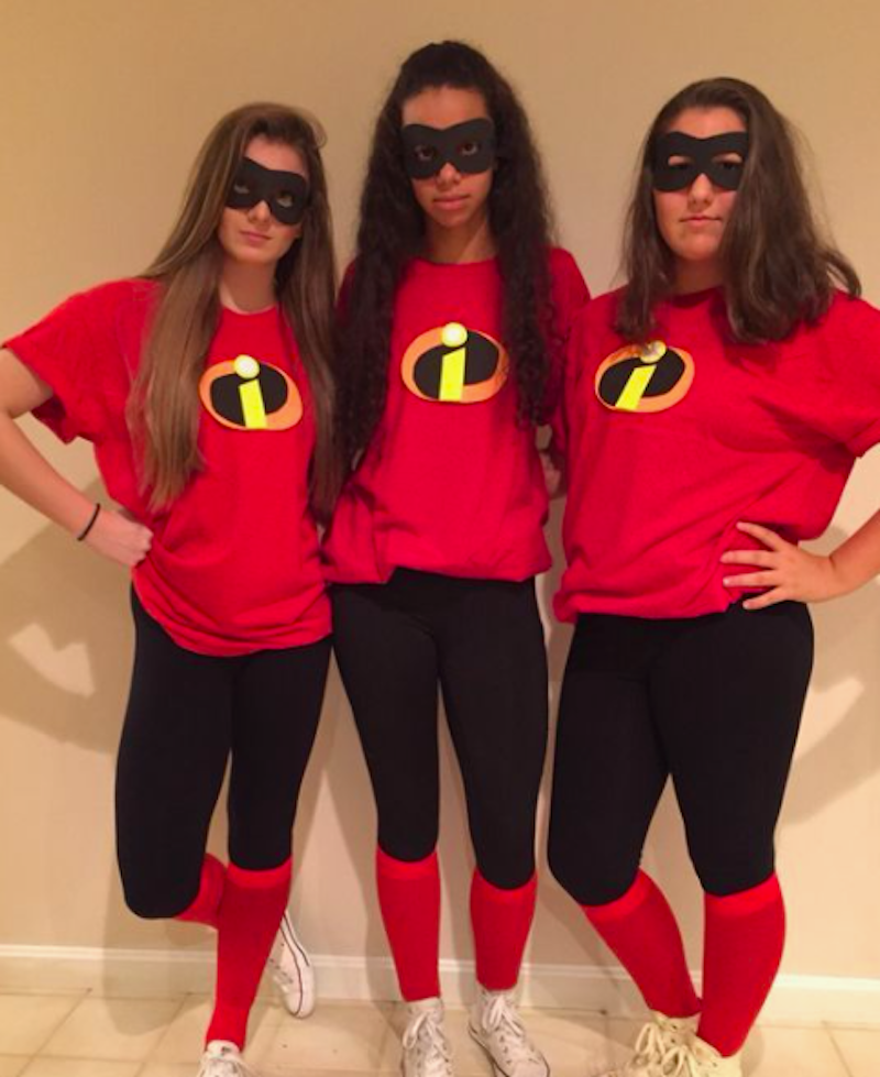 the incredibles outfit