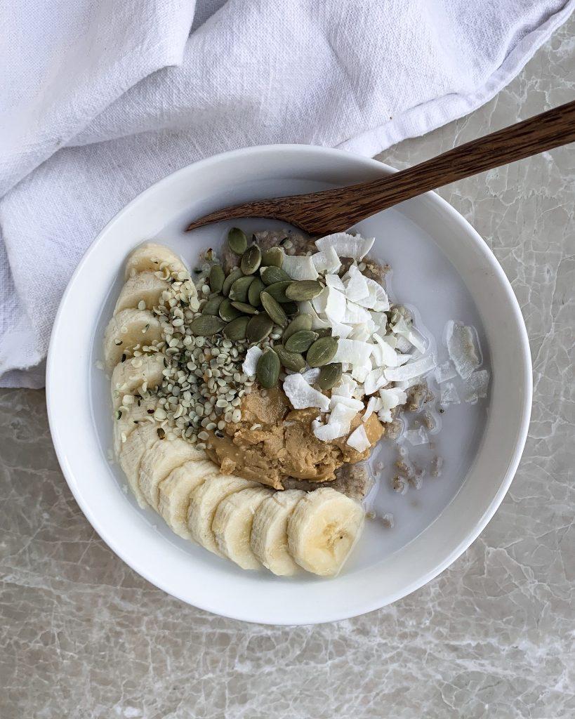 nyttig frukost