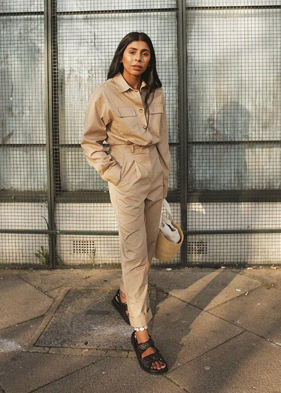 Enkla outfits
