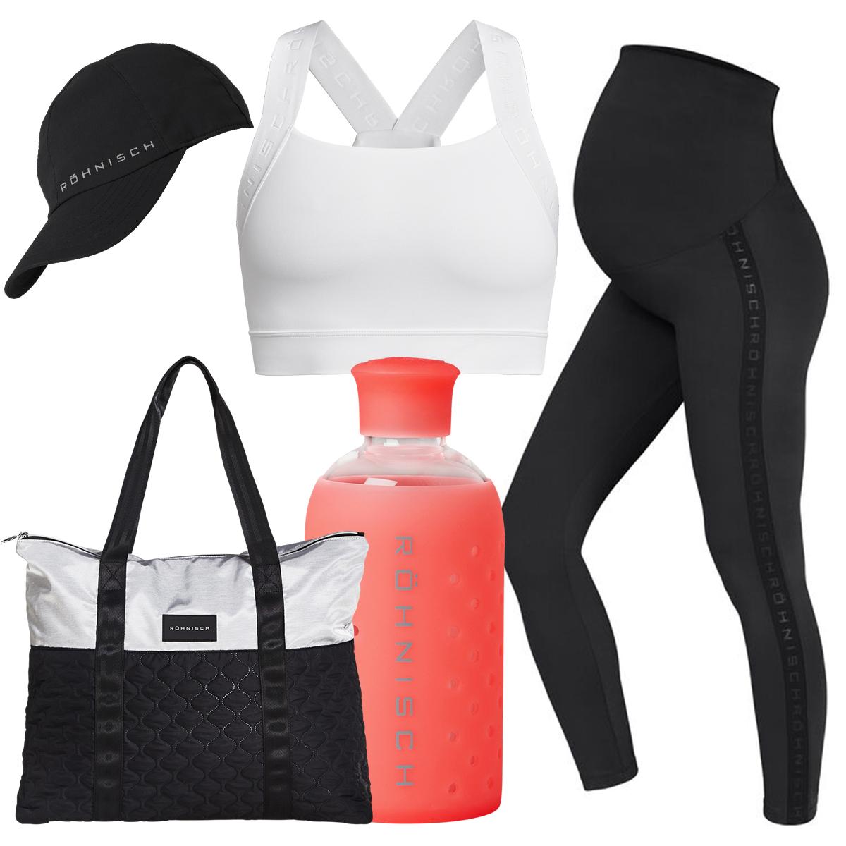 träningskläder gravid